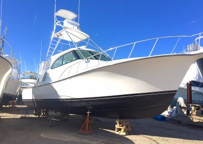 Henriques 43 Express for sportfishing