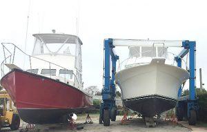 Boat Winter Storage